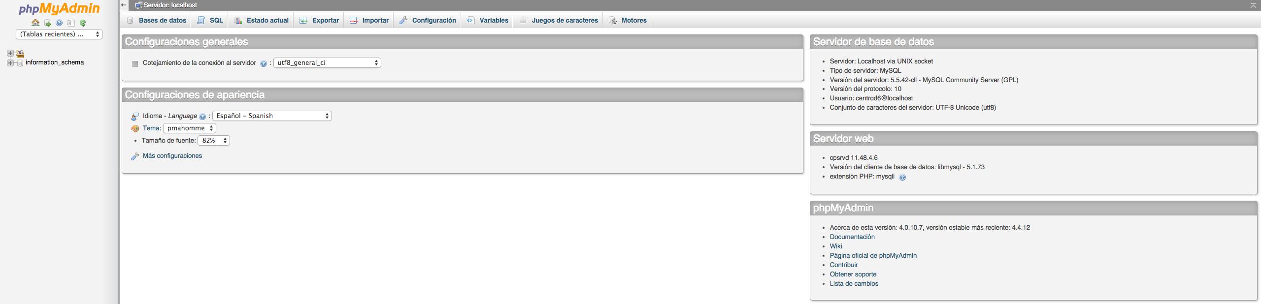 Migrar Instalar WordPress