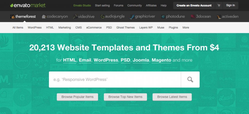 Themeforest WordPress